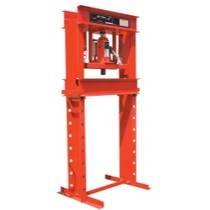 1966-1970 Ford Falcon Sunex 20 Ton Capacity Air/Hydraulic Shop Press