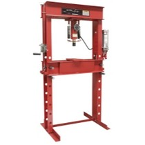 Universal (All Vehicles) Sunex 40 Ton Capacity Manual Shop Press With Winch