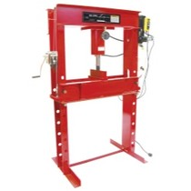 Universal (All Vehicles) Sunex 50 Ton Capacity Electric Production Press With Winch