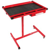 Universal (All Vehicles) Sunex Heavy Duty Adjustable Work Table With Drawer