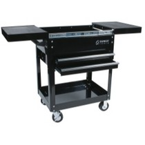1993-1997 Mazda Mx-6 Sunex Compact Slide Top Utility Cart - Black