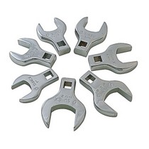 "1996-1997 Lexus Lx450 Sunex 7 Piece 1/2"" Drive Jumbo Straight Crowfoot Wrench Set"