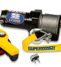 All Trucks, Vans, SUVs and Jeeps (Universal) Superwinch® LT2000 Utility Winch - 2,000 lbs/12V