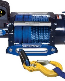 All Trucks, Vans, SUVs and Jeeps (Universal) Superwinch® Talon 18.0 SR Winch - 18,000 lbs/24V