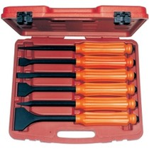 1992-1995 Porsche 968 T and E Tools 6 Piece Heavy Duty Punch and Chisel Set