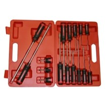 1997-1998 Honda_Powersports VTR_1000_F T and E Tools 16 Piece Master S2 Screwdriver Set