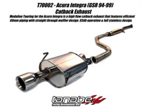 Exhaust Systems For Acura Integra At Andys Auto Sport - 1994 acura integra exhaust system