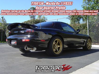 Mazda Rx7 Exhaust Systems At Andy S Auto Sport