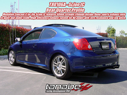 Scion Tc Exhaust Systems At Andy S Auto Sport