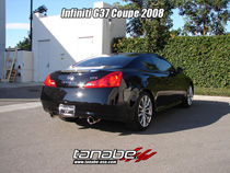 Infiniti G37 Exhaust Systems at Andys Auto Sport