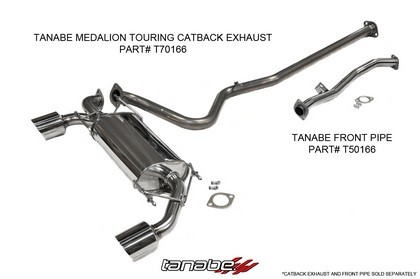 Subaru BRZ Exhaust Systems at Andy's Auto Sport