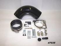 Poweraid Throttle Body Spacer fits 99-02 Jeep Grand Cherokee WJ 4.7L V8 310-515