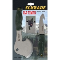 2008-9999 Audi S5 Taylor Brands Schrade Old Timer Hatchet/Knife Combo