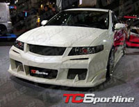 2004-2008 Acura Tsx TC Sportline Raven Body Kit