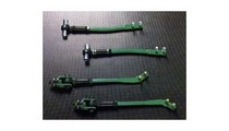 83-87 Toyota Corolla (AE86) TEIN Pillow Ball Mounts - Pillow Ball Tension Rod