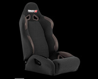 2004-2005 Honda Civic Tenzo-R Racing Seat - Rally-2  Driver (Black)