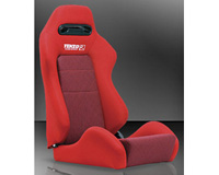 1983-1991 Ford LTD_Crown_Victoria Tenzo-R Racing Seat - Type-R Evolution (Red)