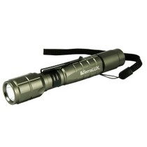 1993-1997 Mazda Mx-6 Terralux 300 Lumen LightStar300 Flashlight With High/Low - Titanium Gray