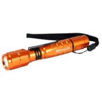 1997-2002 Mitsubishi Mirage Terralux 300 Lumen LightStar300 Flashlight With High/Low - Orange