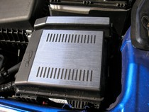 mitsubishi evolution fuse box covers at andy\u0027s auto sport03 05 evo 8 tfb designs fuse box decal set brushed aluminum