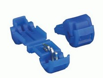1967-1970 Pontiac Executive The Install Bay T-Tap 16/14 Gauge Blue (100/Bag)