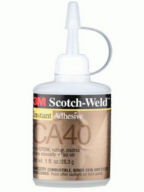 1999-9999 Saab 9-5 The Install Bay Instant Adhesive (1 Oz.)