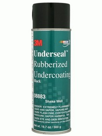 1974-1976 Mercury Cougar The Install Bay Spray Undercoating (20 Oz)