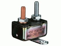 1987-1993 Volvo 240 The Install Bay 10 Amp Auto Reset Cycling Circuit Breakers