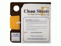 2004-2009 Toyota Prius The Install Bay Clean Sheets Mixing Palettes