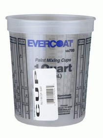 All Vehicles (Universal) The Install Bay 1 Quart Marked Multi Mix Cup