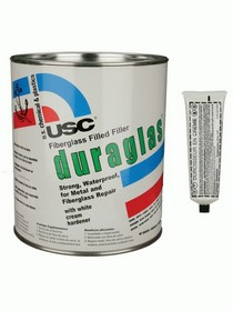1974-1976 Mercury Cougar The Install Bay Duraglass Body Filler (1 Gallon)