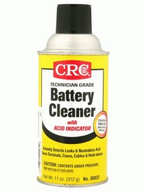All Vehicles (Universal) The Install Bay Battery Cleaner (11 Oz)