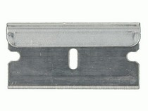 1964-1972 Chevrolet Chevelle The Install Bay Single Edge Steel-Back #12 Razor Blades