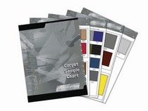 1987-1990 Mercury Tracer The Install Bay Complete Set Of Swatch Charts (6 Pg Kit)