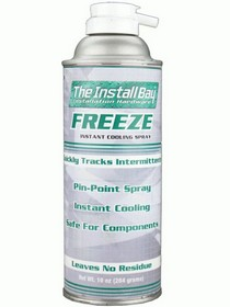 1968-1969 Mercury Comet The Install Bay Freeze Spray For Tracking Intermit (13 Oz)