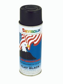1958-1961 Pontiac Bonneville The Install Bay Flat Black Spray Paint (10 Oz)