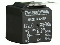 All Vehicles (Universal) The Install Bay Economy Relay 12 Volt 30/40 Amp