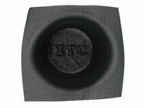 "1993-1997 Eagle Vision The Install Bay Acoustic Speaker Baffle 4"" Round"