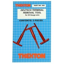 1972-1980 Dodge D-Series Thexton Deutsch Terminal Removal Tool for 20 Gauge Wire
