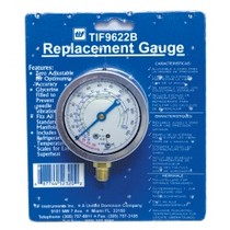 2001-2003 Honda Civic TIF Instruments Low Side R12 and R22 Auto Glycerine Refrigerant Gauge