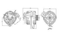 chevrolet venture alternators at andys auto sport