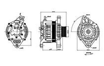 98 01 Nissan Altima 2 4l L4 Type 6s D