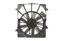 07-11 DODGE NITRO RADIATOR Dimension Lab Radiator Cooling Fan (With Shroud, With Motor, With Fan Blade) - Assembly