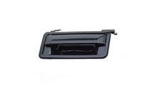 87-96 Chevy Corsica, 90-94 Chevy Lumina (4Dr), 90-96 Pontiac Grand Prix (4Dr, Fwd), 90-97 Oldsmobile Cutlass Supreme  (4Dr, Fwd), 91-96 Buick Regal Top Deal Door Handle - Left Side (Black, Outside Front/Rear)