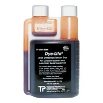 1983-1989 BMW M6 Tracer Products Dye-Lite® Coolant/Auto Body Dye