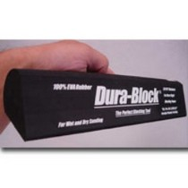 1991-1996 Saturn Sc Trade Associates Dura-Block Tear Drop Sanding Block