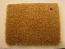 1966-1970 Ford Falcon Trim Parts Molded Carpet - Cut Pile Standard Nylon (Camel Tan)