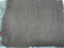 1966-1970 Ford Falcon Trim Parts Molded Carpet - Cut Pile Standard Nylon (Bently Mocha)