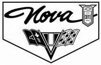 Chevrolet_novaon Chevy Emblem Chevrolet Logo