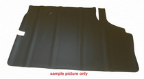 70-72 Monte Carlo Trim Parts Weatherstripping - Trunk Mat